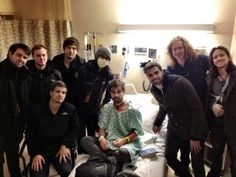 You pwn that noob of a tumor Charles!!  Praying for the fast recovery of Charles Trippy of CTFxC from his brain tumor <3
