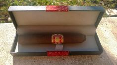 ery unusual cigar premium imperial regalia wraapped