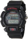 "Casio Men's DW9052-1V ""G-Shock"" Black Stainless Steel and Resin Digital Watch - http://tonysgifts.net/2015/02/05/casio-mens-dw9052-1v-g-shock-black-stainless-steel-and-resin-digital-watch/"