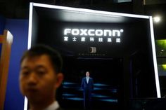 Foxconn #CEO says investment for display plant in U.S. would exceed $7 #billion  ➡ http://www.reuters.com/article/us-taiwan-foxconn-idUSKBN1560JP  #PHOTO Terry Gou, founder and chairman of #Taiwan's #Foxconn #Technology, is shown on a screen during the third annual World Internet Conference in Wuzhen town of Jiaxing, Zhejiang province, China November 17, 2016. REUTERS/Aly Song/File Photo  United States