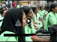 SME College students on hunger strike