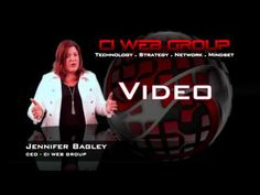 CIWebLive: The Power of Video with Jennifer Bagley