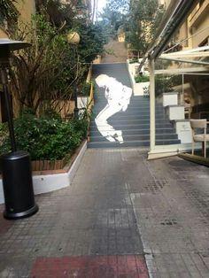 Michael Jackson en Gréce