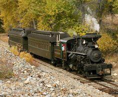 Sumpter Valley Railway OR