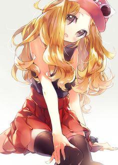 Pokemon Trainer Serena (XY)