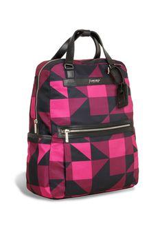 HARRY- Block Pink  http://jworldstore.com/shop/jworld-ceo/business-backpack/harry.html