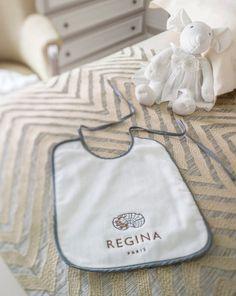 Amenities for baby at Paris' Hotel Regina