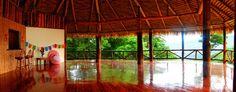 Yoga retreat in Costa Rica...