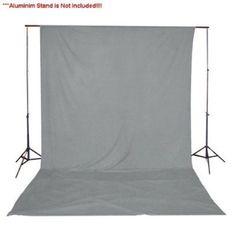 Cowboystudio Solid Grey 10 x 12 ft Photography Muslin backdrop - studio wallet friends Muslin Backdrops, Photo Supplies, Photo Backgrounds, Photo Studio, Tapestry, Photography, Amazon, Coupon, Wallet