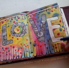 LOVE ♥ www.ulrike-hirsch.de