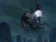 Tower Geist MTG art - Google Search