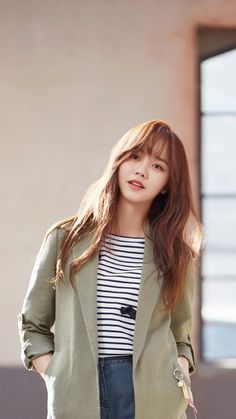 Korean Actresses, Korean Actors, Actors & Actresses, Kim So Hyun Fashion, Korean Fashion, Korean Celebrities, Celebs, Cute Girl Image, Hyun Soo