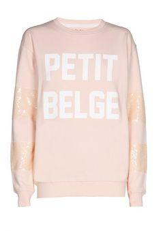 PETIT BELGE POWDER PINK BOYFRIEND – 2P