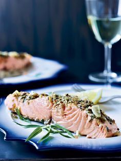 Slow Roasted Salmon with Tarragon and Citrus | 15 Matzoh-Free Recipes For Passover