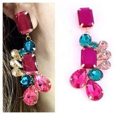 Statement Earrings, Drop Earrings, Bracelets, Jewelry, Jewlery, Jewerly, Schmuck, Drop Earring, Jewels