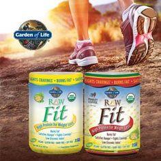 Garden of Life Raw Fit Protein, 451 Gram | SuliStepUp