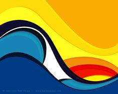 Wave Series by Tom Veiga - New Artworks and a Video