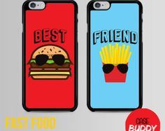 Best Friends Matching Phone Cases Best by CUSTOMIZEDFORYOUuk