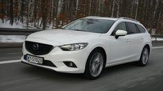 Nowa Mazda 6 to jedno z tych aut, w których trudno znaleźć jakiekolwiek minusy. W topowej odmianie z nadwoziem kombi ma właściwie tylko jedną wadę – cenę.  Czytaj więcej na http://www.magazynauto.pl/testy/testy-porownania/news-mazda-6-2-2-skyactiv-d-175-6at-test,nId,946143?utm_source=paste_medium=paste_campaign=firefox