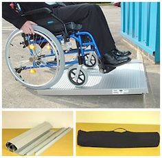 Independent Living DDA Access for Mobility Impaired People