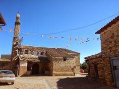 Santa Catalina de Somoza, #León #CaminodeSantiago #LugaresdelCamino
