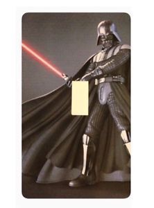 Christmas Gift Star Wars Darth Vader Light Switch Cover FREE SHIP