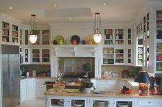 fiestaware kitchen...gorgeous!!! It isn't mine...but I wish it was:-)