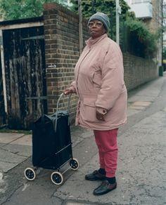 'Trolley Women' London - Stephen Gill