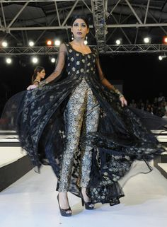 Neeta Lulla jets off to the Gothic era, and brings a collection that transcends space and time for BPFT2012.