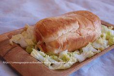 BRAZOS DE GITANO SALADOS. | Cocinar en casa es facilisimo.com