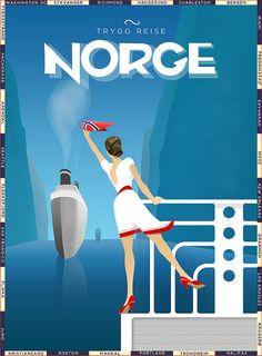 NORGE, via Flickr.