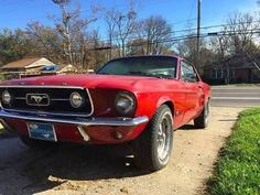 Ford : Mustang coupe 1967 Ford Mustang coupe in GREAT condition - http://www.legendaryfind.com/carsforsale/ford-mustang-coupe-1967-ford-mustang-coupe-in-great-condition-2/