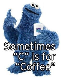 Coffee - C is Coffee