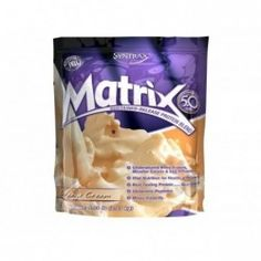 Syntrax - Matrix Protein Powder - Orange Cream - Bag for sale online Protein Blend, Snack Recipes, Snacks, Matrix, Powdered Milk, Pop Tarts, Vitamins, Chips, Chocolate