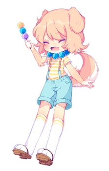 Happy Puppy by madichams on DeviantArt Anime Puppy, I Want To Cry, Happy Puppy, Chibi, Super Cute, Puppies, Deviantart, Drawings, Artist
