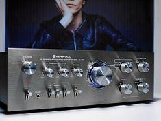 Kenwood KA 7150 Stereo Amplifier