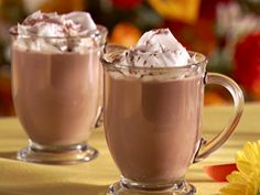 Absolute Perfection Recipe : Sandra Lee Hot Chocolate with Kaluha and Coconut Rum
