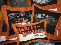 You won't be disappointed in the quality of the quilt you receive from Connie's Custom quilts. I use a commercial/industrial Singer mid arm sewing machine which works beautifully on t-shirt quilts! Harley Davidson tee shirts make BEAUTIFUL t-shirt quilts! | eBay!