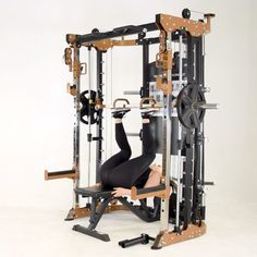 Leg Press Workout, Assisted Pull Ups, Plate Storage, Olympic Weights, Smith Machine, Commercial Construction, Power Rack, Up Bar