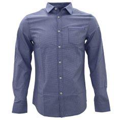 Shirtacy Blue Gingham Formal Shirt by Shirtacy HKD$249 #formalshirts #businessattire #workshirt #mensfashion #menswear #hk #hongkong #onlinestore #onlineshopping #hkshop #stylish #gingham #check #shirtacy