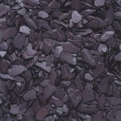 Blue Blue Slate Decorative Slate Chippings | Departments | DIY at B&Q