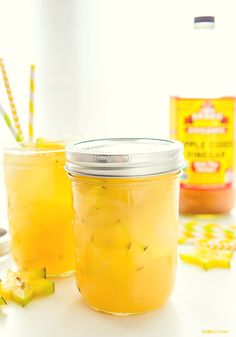 There are few things I love more than a tasty apple cider vinegar drink, as evidenced by one or two�different versions I\\\'ve shared in my stock of healthy eating recipes. I love this stuff, and I drink it every day.That said, you may have tried it and scoffed at the ...