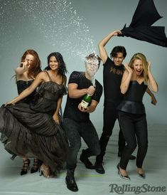 Madelaine Petsch, Camila Mendes, KJ Apa, Cole Sprouse and Lili Reinhart for the Rolling Stones Magazine. Kj Apa Riverdale, Riverdale Netflix, Riverdale Funny, Riverdale Memes, Cast Of Riverdale, Riverdale Tv Show, Riverdale Archie, Veronica, Rolling Stones