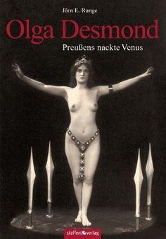 Olga Desmond - Preußens nackte Venus von Jörn E. Runge - Buch - buecher.de