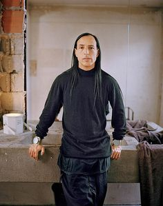 Fashion Designer Rick Owens' Paris Apartment and Furniture Collection | Featured on Sharedesign.com
