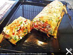 Ofenpfannkuchen mit Gemüse und Feta, ein sehr leckeres Rezept aus der Kategorie Mehlspeisen. Bewertungen: 13. Durchschnitt: Ø 4,3.