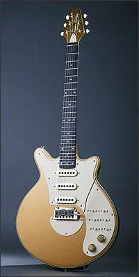 Gold (Brian May Guitars)