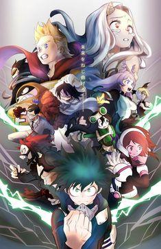 My Hero Academia Episodes, My Hero Academia Memes, Hero Academia Characters, Boku No Hero Academia, My Hero Academia Manga, Ps Wallpaper, Manga Anime, Anime Art, Animes Wallpapers