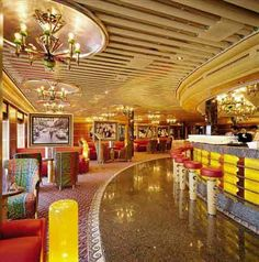 Costa Atlantica Costa Atlantica, Visit Dubai, Table Decorations, Luxury, Cruise Ships, Social, Joseph, Design, Home Decor