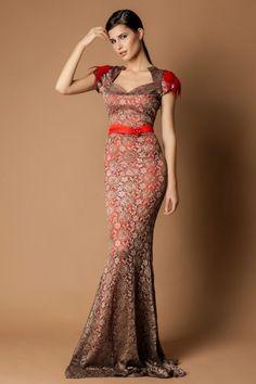 26 Wonderful Evening Gowns For Pretty Women - Fashion Diva Design